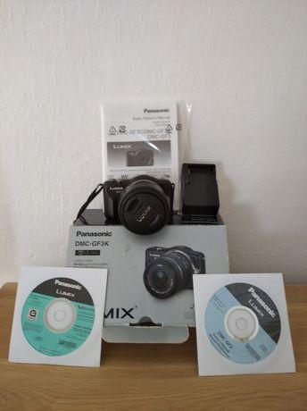 Продам фотоаппарат Lumix gf3