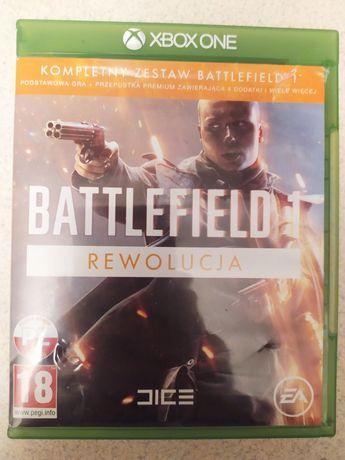 Battlefield 1 rewolucja  PL  --- Xbox one ---