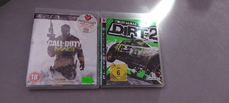 Call Of Duty MW3, colin mcrae dirt 2 ps3 sprzedam,zamienie