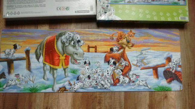 Puzzle Disney panorama 160 elementów