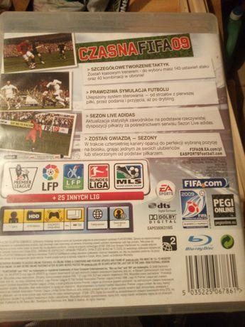 FIFA 09 na PS3