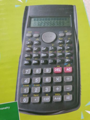 Kalkulator naukowy 240 funkcji