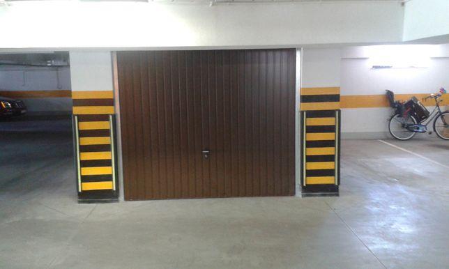 Garaż podwójnie zabezpieczony