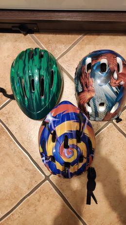 Kaski rowerowe dla dzieci 5-10