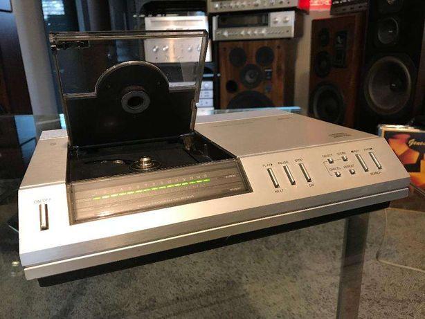 Retrospekcja Vintage Audio PHILIPS CD-100 NR.1 W EUROPIE 82ROK !!!