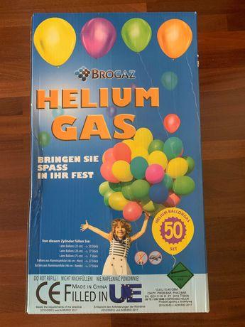 Butla z Helem Hel do balonów 50