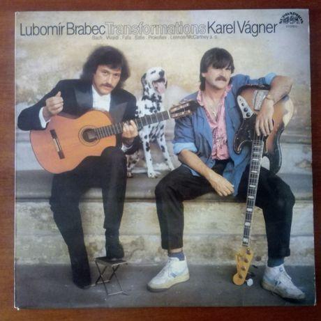 Lubomir Brabec Transformations Karel Wagner - stan idealny