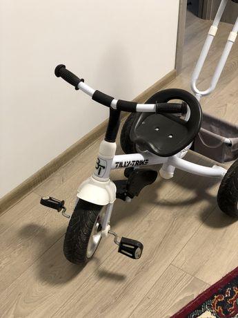 Дитячий велосипед-візок