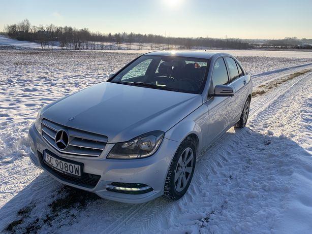Mercedes W204 2,2 CDI 55.000 km