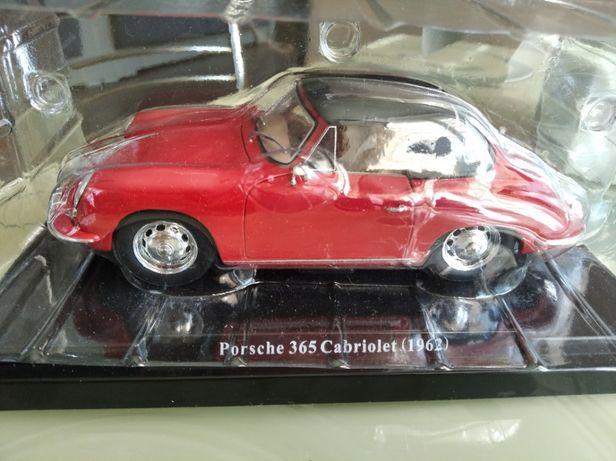 модель 1.24 Porsch 365 1962