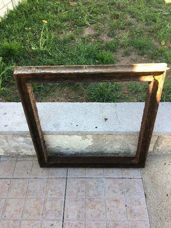 Aro de tampa de saneamento em ferro