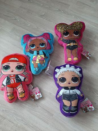 Nowa z metkami poduszka Lol zabawki L.O.L surprise lalka 3d