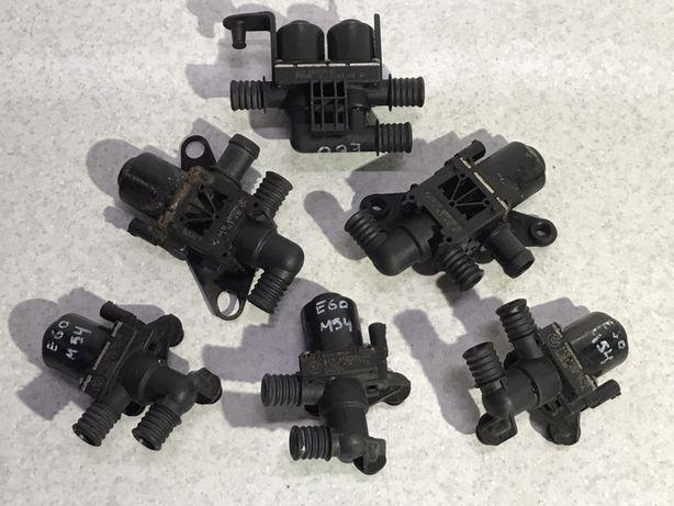 Электроклапан Клапан Кран Печки Насос Воды Помпа БМВ Е60 bmw E60 E61