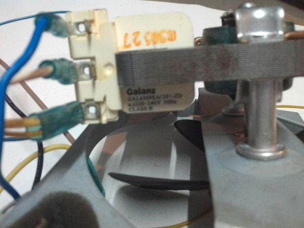 Ventilador de microondas marca electrice 220 v