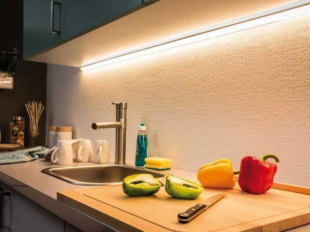 Светодиодный светильник для кухни, для шкафа(под Ваш размер).