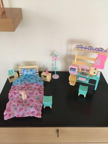 Аксессуары. Мебель для Барби. Спальня.
