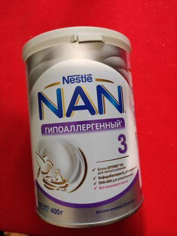 Смесь NAN гипоаллергенный 3