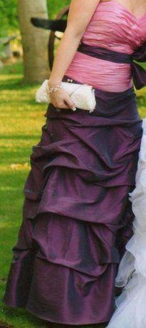 vendo vestido cerimónia