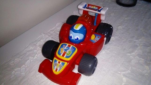 Carro telecomandado Brinquedo Infantil