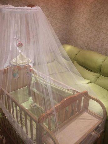 Детская кроватка GEOBY HAPPY DINO