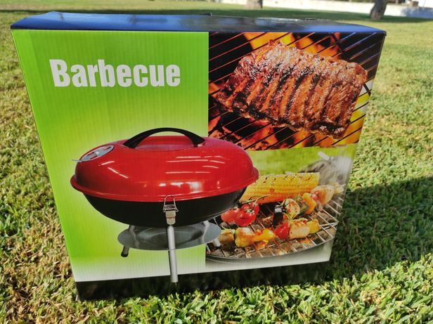 Barbecue com Tampa (Novo)