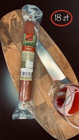Salami Czerwone Wino