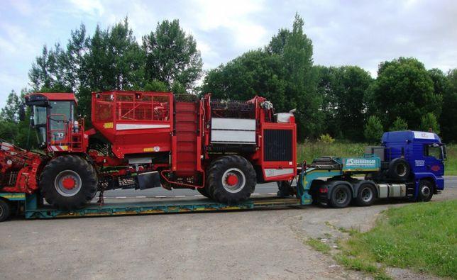 негабаритные перевозки Тернополь трал услуги аренда комбайна трактора