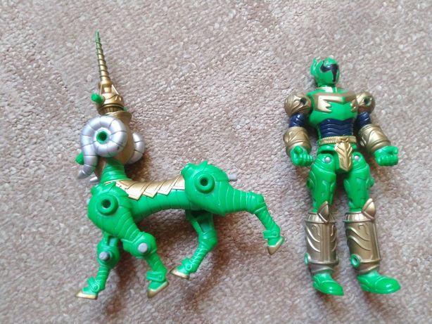 Зелёный Павер Рейнджер, Power Ranger и сфинкс