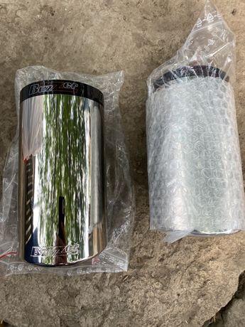 Продам насадки на глушитель Buzzer  102 мм