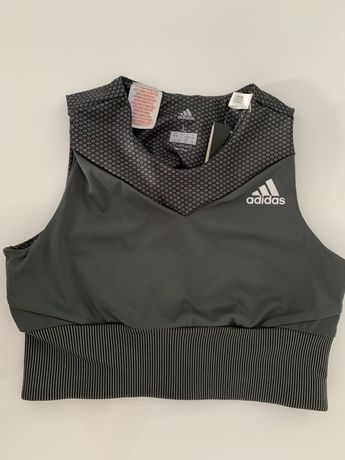 Stanik koszulka sportowa Adidas r. 13 s nowy