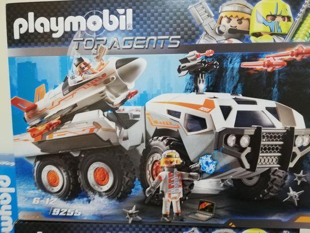 Playmobil 9255 Wehikuł bojowy spy team UNIKAT