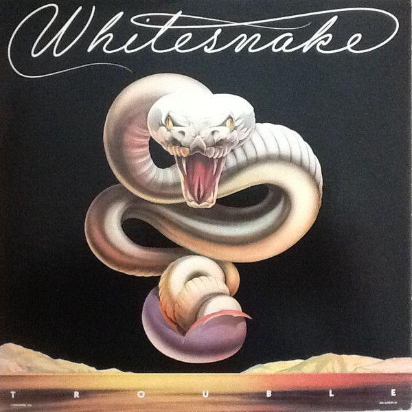 WHITESNAKE - TROUBLE - LP , winyl , nowa , zafoliowana Kielce - image 1
