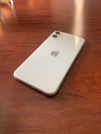 Iphone 11 64gb biały stan perfekcyjny ubezpieczenie telefonu