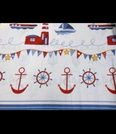 Bawełna morze marynarz statek statki