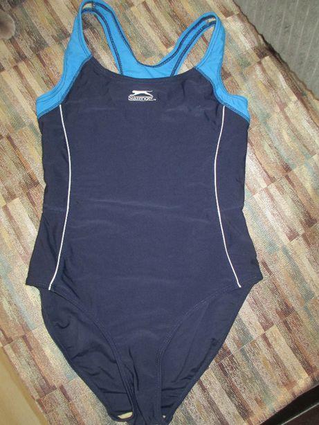 Купальник спортивный Slazenger для бассейна, размер 10, СТОК