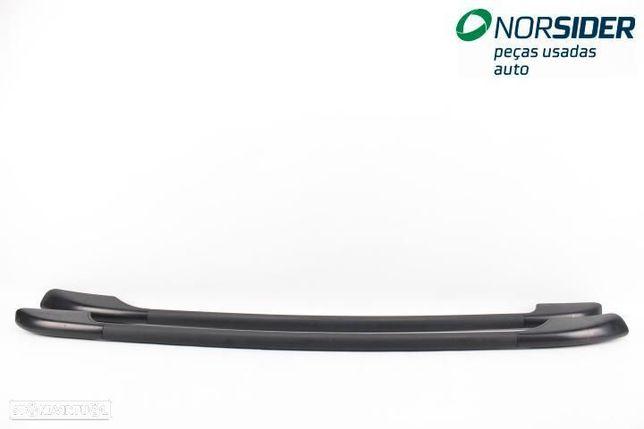 Barras tejadilho longit conjunto Peugeot 206 Sw|03-07