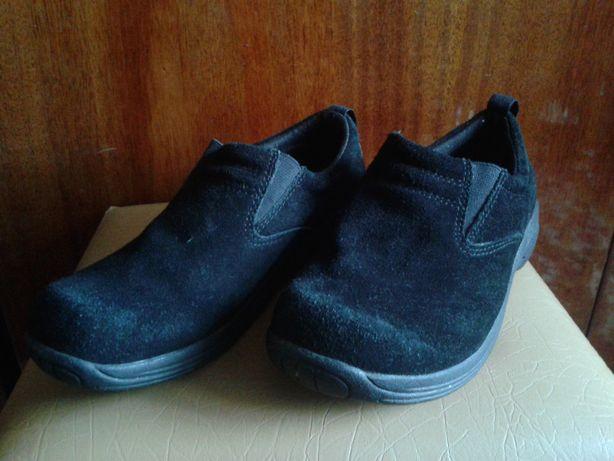 Туфли кожанные демисезонные