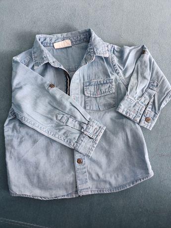 Koszula jeans Cocodrillo 80