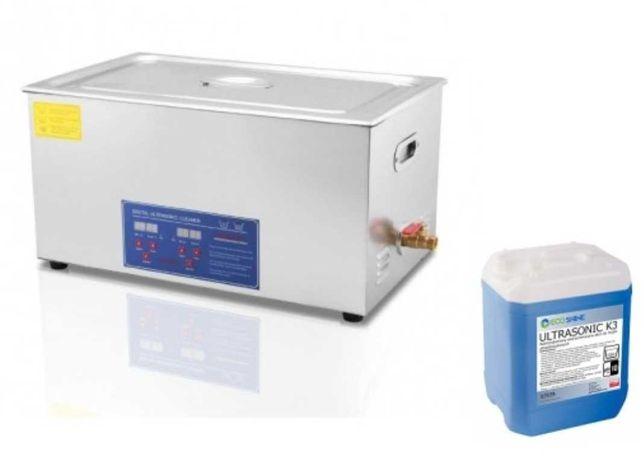 Myjka ultradźwiękowa , mycie ultradźwiękami.