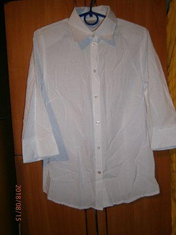Школьная блузка р.40-42. C-A-N-D-A