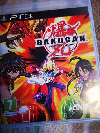 Bakugan battle brawlers ps3