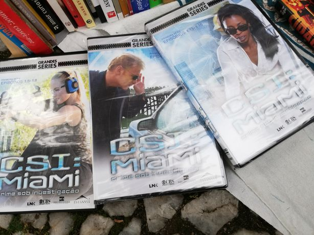 CSI Miami 3 DVD