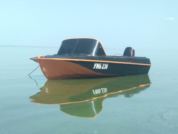 Продам Казанка 5М+ двигатель TOHATSU 30