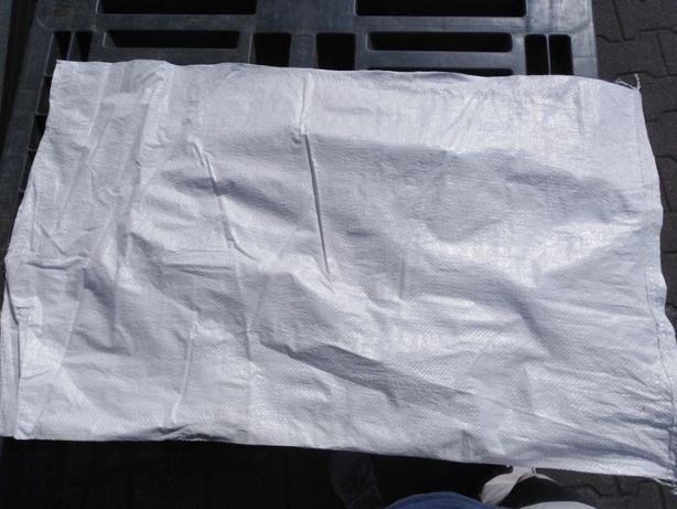 Worki polipropylenowe 50/80 25 kg