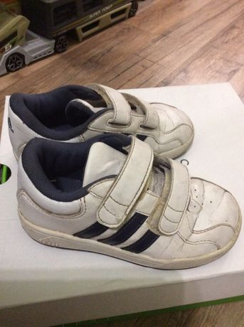 Кроссовки adidas кожа 25 размер