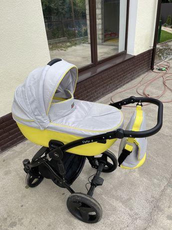 Продам детскую коляску Broko Porto 2l1
