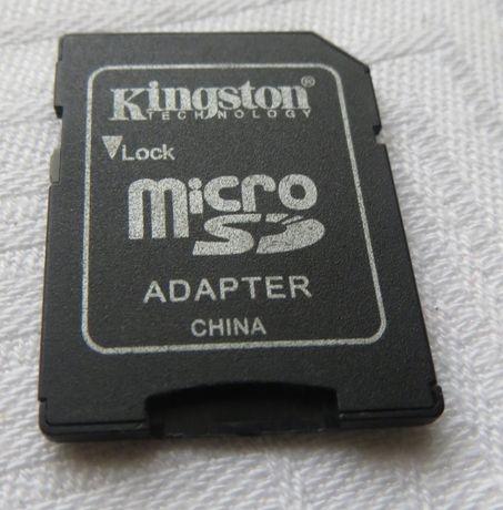 Adaptador Cartão Memória CPU computador Micro SD