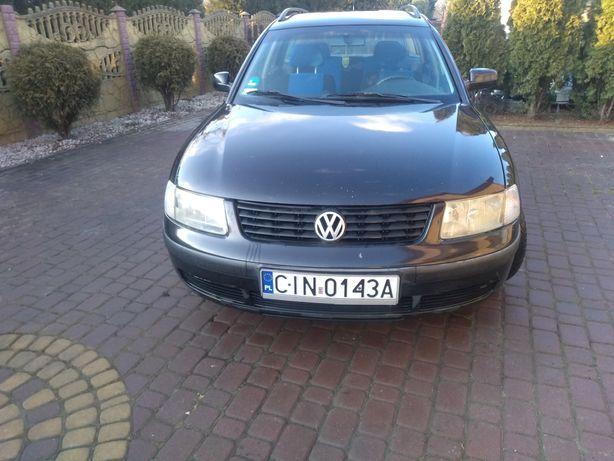 VW Passat B5 1.9