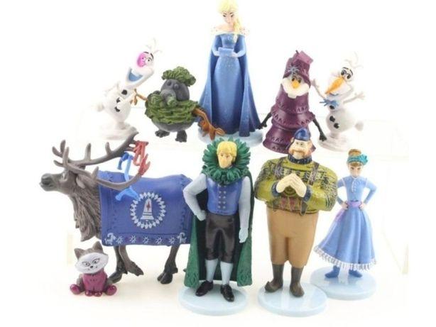 Холодное сердце Frozen , набор Эльза, Анна, Олаф, Кристофф, Свэн