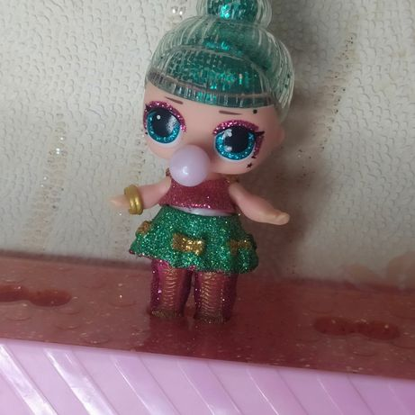 Кукла лол lol блестящая суперредкая